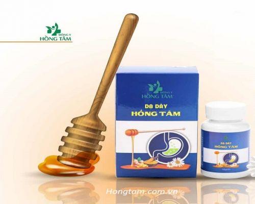 Dạ Dày Hồng Tâm - Điều trị chăm sóc dạ dày