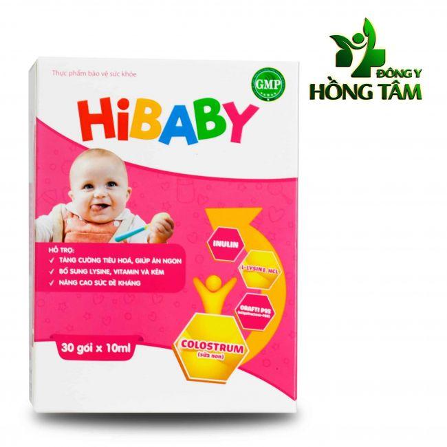 Siro Hibaby - Đông Y Hồng Tâm
